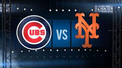 7/1/15: Cubs break through in 11th to blank Mets