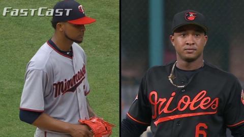 MLB.com FastCast: Santana out 10-12 weeks - 2/6/18
