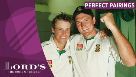 Graeme Smith & AB de Villiers | Perfect Pairings