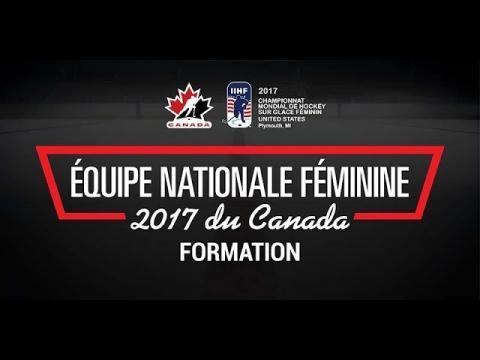 Annonce de la formation pour le Mondial féminin