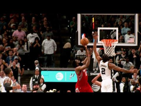 Top 10 Blocks of the Year: 2016-2017 NBA Season