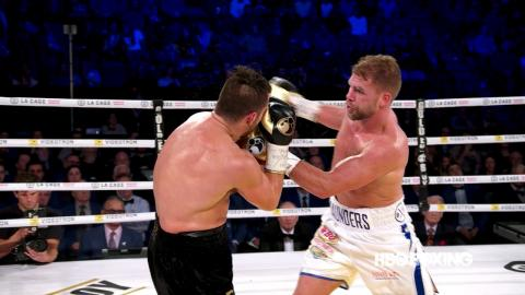 Fight highlights: Billy Joe Saunders vs. David Lemieux (HBO World Championship Boxing)