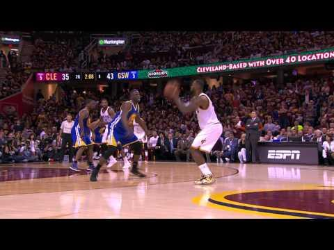 LeBron James Scores 5,000th Career Playoff Point