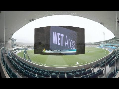 360: Wet and wild day in Hobart