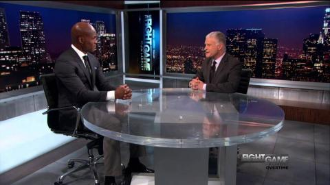 The Fight Game with Jim Lampley: Overtime May 2015 Bernard Hopkins (HBO Boxing)