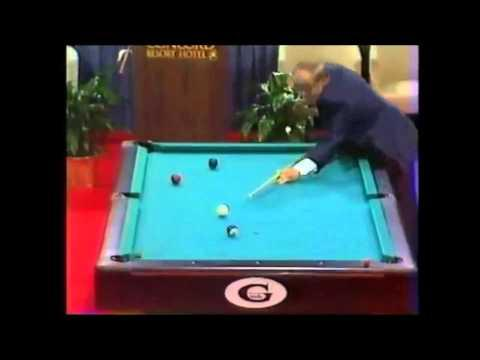 Irving Crane vs Jimmy Caras Legends of Pocket Billiards