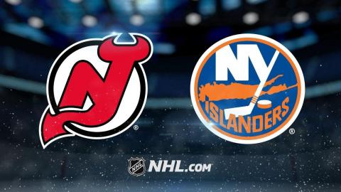Devils defeat Islanders, snap six-game losing streak