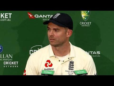 I'm hungry to play in 20019 Ashes: Anderson