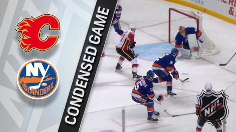 02/11/18 Condensed Game: Flames @ Islanders