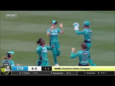 Adelaide Strikers v Brisbane Heat, WBBL|03