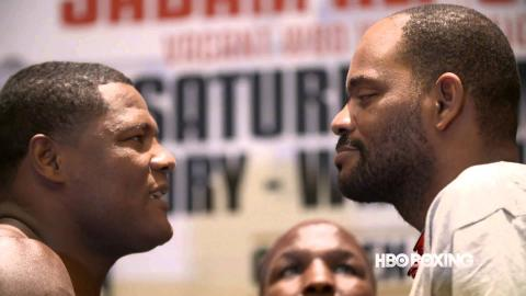 HBO Boxing News: Ortiz vs. Thompson Weigh In