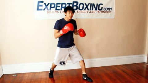 Boxing Footwork Tricks
