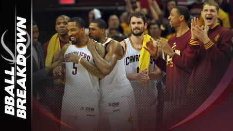 Hawks At Cavaliers Game 2: How The Cavs Rained 3's On Hawks Parade