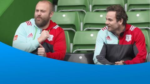 Watch as Harlequins team-up with Extreme ahead of #BigGame9