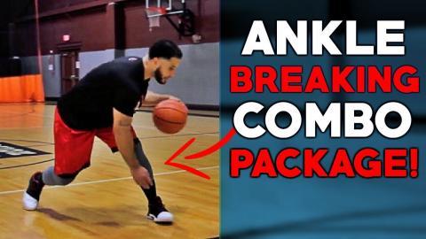 ANKLE BREAKER ALERT! Deadly Basketball Crossover Tutorial
