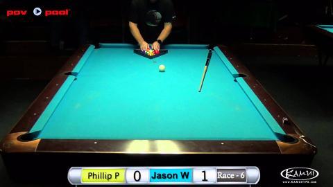47th Terry Stonier 9 Ball - #4 Jason Williams vs Tom Seymour