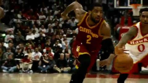 Kyrie Irving's Best Handles from the 2015 Season