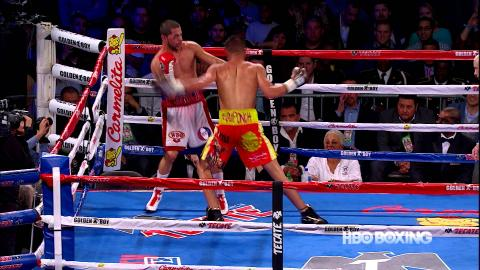 Sadam Ali vs. Jessie Vargas: Boxing After Dark Highlights (HBO Boxing)