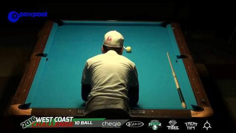 #5 • Vilmos FOLDES vs Alex PAGULAYAN / 2016 WCC 10-BALL