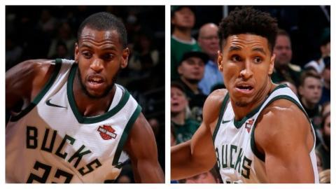 Khris Middleton and Malcolm Brogdon Combine For 67 Pts vs. Suns | January 22, 2018