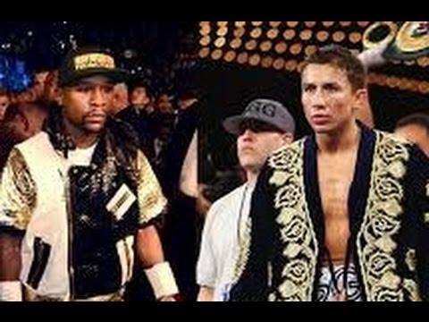 Gennady Golovkin Has To Drop To 147 To Fight Floyd Mayweather ! Why Floyd Is Deathly Afraid Of GGG !