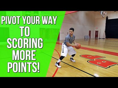 How To: Pivot In Basketball! Great Basketball Drills For Beginners & Advanced Players!