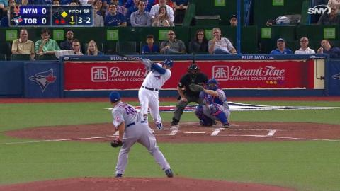 NYM@TOR: Colon fans Smoak to end the frame