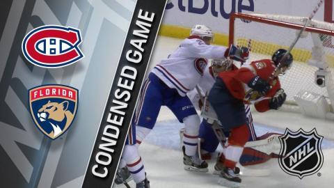 12/30/17 Condensed Game: Canadiens @ Panthers