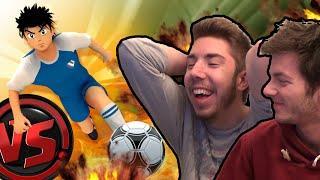 MARK LENDERS È TORNATO! 1 VS 1 MOBILE GAMES - Soccer Runner