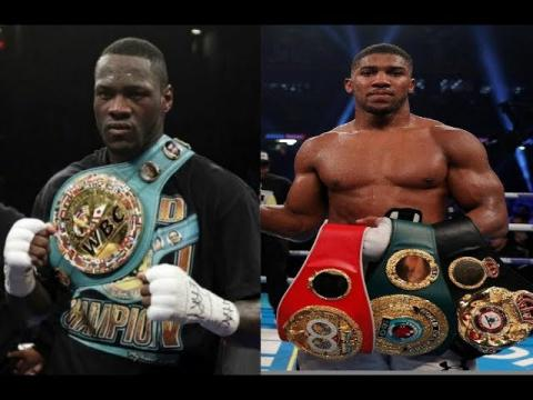 Deontay Wilder vs Stiverne 2 Rematch - Post Fight Thoughts & Will Anthony Joshua Will Destroy Wilder