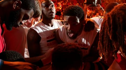 ON FIRE in Miami!!! Check out the Best of the Heat's 8 Game Win Streak