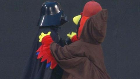 COL@STL: Cards hold Star Wars Night against Rockies