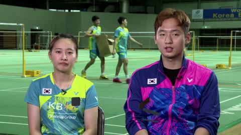 Badminton Unlimited | Korea Sudirman Cup 2017 Story – Part 1