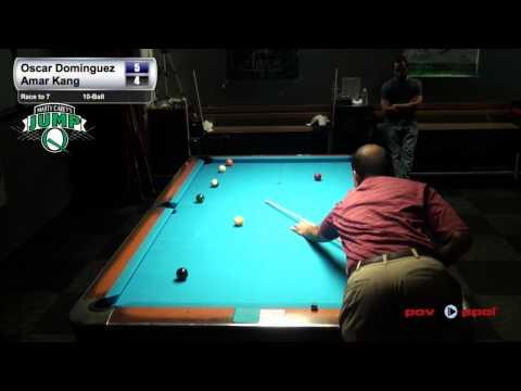 HOT SEAT!! Oscar Dominguez vs Amar Kang #16 - Cole Dickson