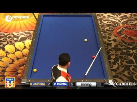 3 • Rich KUCHMA vs Vicke PINEDA • 2017 USBA / Gabriel's 3C Open