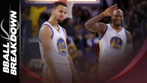 Why The Warriors Get So Many Free Points
