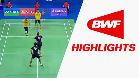 Princess Sirivannavari Thailand Masters 2016 | Badminton F – Highlights