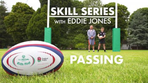 OMW Kids First Skills Series, Passing