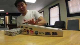 Trick Shots And Tricks (Billiards And Fingerboarding) With Spencer