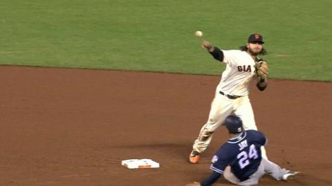 SD@SF: No slide interference on Jay call confirmed