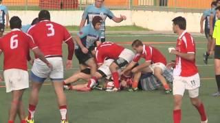 2014 03 26 Rugby Seleccion Norte Chile Vs Preseleccion Peruana