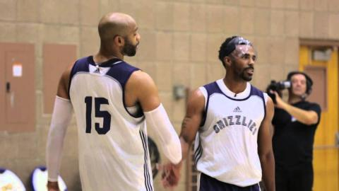 Real Training Camp Week – All Access: Memphis Grizzlies