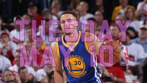NBA Daily Show: May 10 - The Starters