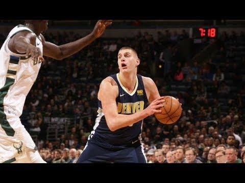 Nikola Jokic, The Fastest NBA Player to Get a Triple-Double in the Past 20 Seasons