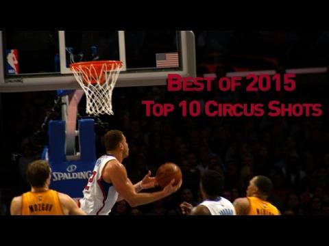 Top 10 Circus Shots of 2015