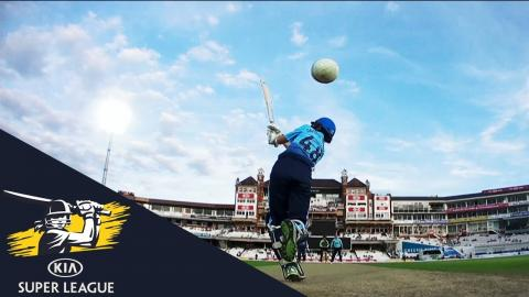 Surrey Stars Beat Yorkshire Diamonds By Eight Wickets - Kia Super League 2017