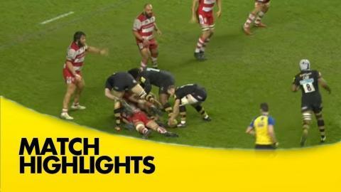 Wasps v Gloucester  - Aviva Premiership Rugby 2017-18