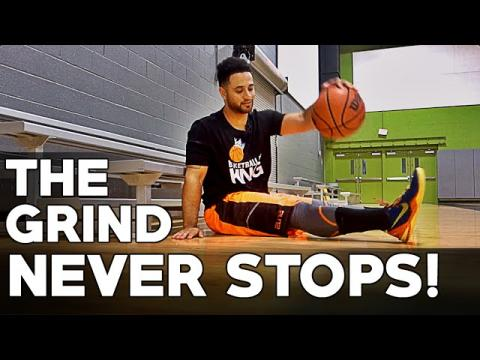 THE GRIND NEVER STOPS! (Filming More Basketball Videos For You) | VLOG #5