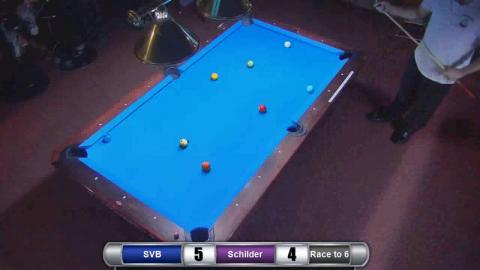 #25 • 2016 Mercer 9-Ball • Shane VANBOENING vs Jeff SCHILDER