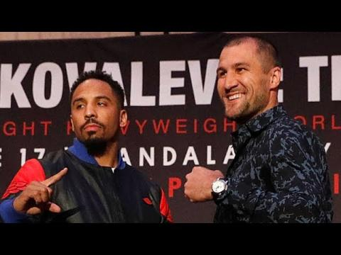 Sergey Kovalev vs Andre Ward Rematch Thoughts & Fight Prediction + JDJ Virgil Hunter Duva HBO Boxing